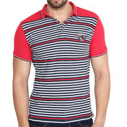 Branded Cotton Slim Fit Tshirt_Fckr01 - Red