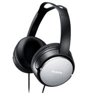 Sony MDR-XD150 Over Ear Wired Without Mic Headphone (Black)