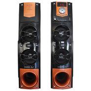 AMOSTA ST01F02501 16000 W DJ Tower Speaker - Black