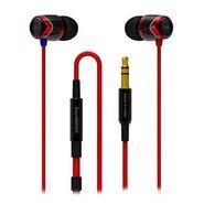 SoundMagic E10 Earphones Without Mic (Red Black)