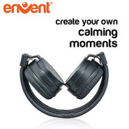 Envent foldable Bluetooth Headphone LiveFun 560 (Black)