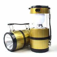 Solar Rechargeable Emergency LED Lantern