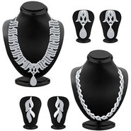 Combo of 2 Sukkhi Austrian Diamond Necklace Sets_375CB1500