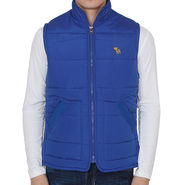Slim Fit Jacket For Men_A&frblue - Royal Blue