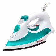 Singer SI-65 1200-Watt Steam Iron (Aqua Blue)