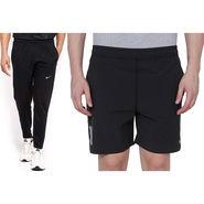 Combo of 1 Adidas Casual Short & 1 Nike Track Pant_Os005