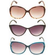 Combo of 3 Adine Women Sunglasses_Ad203142