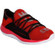 Foot n Style Sport Shoes For Men_FS555 - Red & Black