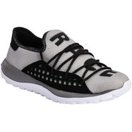 Foot n Style Sport Shoes For Men_FS556 - Grey & Black