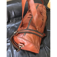 Branded Luggage & Duffle Bag_Osbk08 - Brown