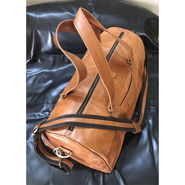 Branded Luggage & Duffle Bag_Osbk09 - Tan