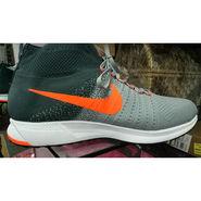 Nike High Ankle Sports Shoes _Ostj06 - Grey
