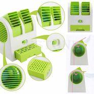 Vizo Rechargeable USB Mini Cooler Fan (Green)