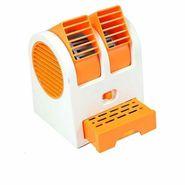 Vizo Rechargeable USB Mini Cooler Fan (Orange)