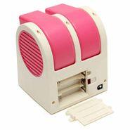 Vizo Rechargeable USB Mini Cooler Fan (Pink)