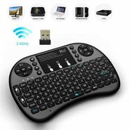 Being Trendy Wireless Multi-device Keyboard  (Black)