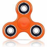 Being Trendy Fidget Spinner Toy Stress Reducer (Orange)