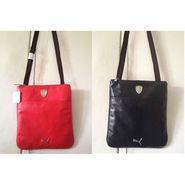 Combo of 2 Puma Sling Bag _Oshc01 - Red & Black