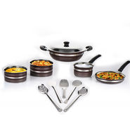 12 Pcs HTR Colored Cookware Set