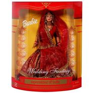 Mattel Barbie Wedding Fantasy Doll