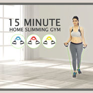 15 Min Home Slimming Gym
