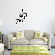 DIY Wall Clock 3D Sticker -1547B