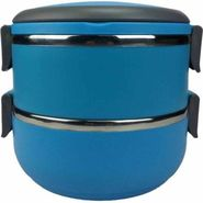 Blue Bird 2 Containers Lunch Box