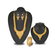 2 Heavy Gold Jewellery Sets