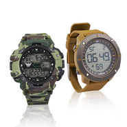 2 Men's Digital Watches