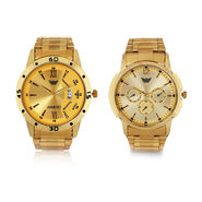 2 Men's Gold Watches (2MW3)