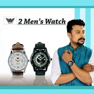 2 Men's Watches (2MW1)