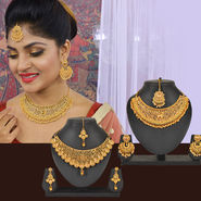 2 Traditional Jewellery Sets (2TJS1)