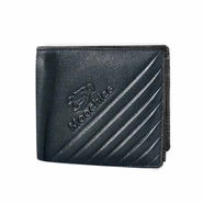 Branded Leather Wallet For Men_Xlmw02 - Black