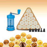 Ritu 21 Pcs Snacks Maker