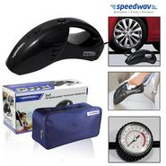 Speedwav 3 in 1 Car Buddy - Tyre Inflator, Vacumm Cleaner and Pressure Guage