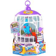 Little Live Pets S3 Bird With Cage - Funky Feathers