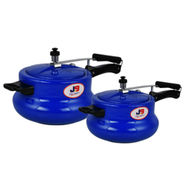 3 Ltr + 5 Ltr Inner Lid Colored Handi Pressure Cooker