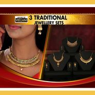 3 Traditional Jewellery Sets (3TJS1)
