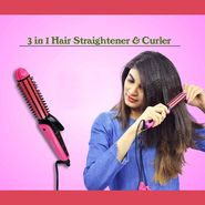3 in 1 Hair Straightener