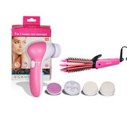 3 in 1 Hair Styler & 5 in 1 Beauty Massager