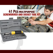 41 Pcs Multipurpose Tool Set_Upsell