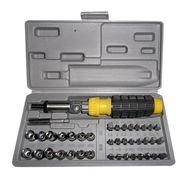 CIERIE Tool Kit Ratchet Screwdriver 41 Pcs