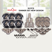 50 Pcs Designer Dinner Set (New)