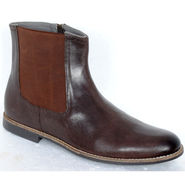 Delize Leather Boot 5070-Brown