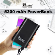 5200 mAh PowerBank