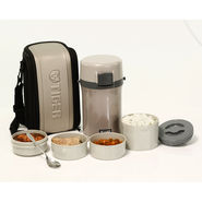 6 Pcs Tiger Thermal Lunch Box