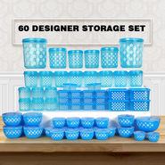 60 Designer Storage Set