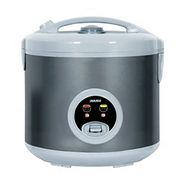 WAMA Rice Cooker Deluxe close body with steamer 1.8ltr