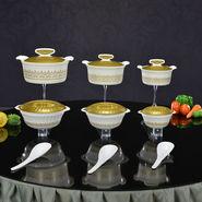 9 Pcs Royal Serving Set
