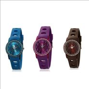 Pack of 3 Anno Dominii Men & Women Watches_Ad110